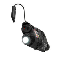 Tactical PEQ-15 Red laser Battery Case White LED light Illuminator