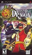Legend of the Dragon (Sony PSP, 2007) GOOD