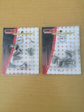 Kawasaki D-Tracker Klx 150 125 140  Klx150L klx150s 150BF Disc Rotors Bolt Set