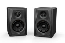 TEAC LS-M100 Active 2.0 Studio Speakers System/Monitors for TV/MAC/PC/Laptop