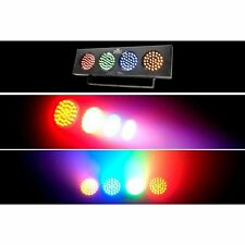 Chauvet*DJ BANK*140LED Pro RGBA Sound Reactive Color DJ Lights Wash Effect 0SHIP