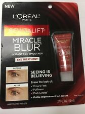 L'oreal Paris Revitalift Miracle Blur Instant Eye Smoother Eye Treatment 0.17oz