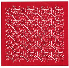 Love Ribbons  Sheet of 20 Forever USA Postage Stamps #7
