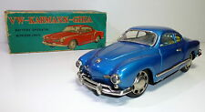VINTAGE M-Toys (Japan) # 1960's VOLKSWAGEN / VW KARMANN GHIA with Original Box!!