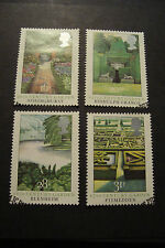 GB 1983 Commemorative Stamps~Gardens~Very Fine Used Set~(ex fdc)UK Seller