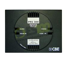 Regolatore di carica solare CBE PRS300 300W 12V per due pannelli fotovoltaici