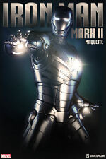 Sideshow Limited Edition IRON MAN MARK II Maquette New In Box #283/1500