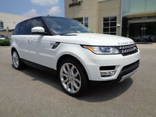 Land Rover : Range Rover Sport Supercharged