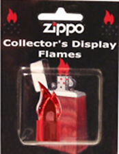 Zippo roseart faux display flame insert for lighter