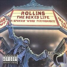 ROLLINS,HENRY-The Boxed Life - Double-Length CD NEW
