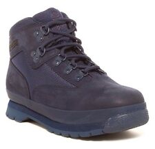 Timberland Navy Boy's Euro Hiker Boot Size 6 New In Box $100