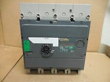 Merlin Gerin Disconnect Switch INS400 400A 400 A Amp 3P 3 POLE 750 VAC Used