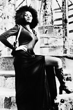 Pam Grier 24x36 Poster cool leggy pose Foxy Brown