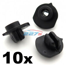10x Bumper to Wing Corner Grommet for some Honda vehicles- Bumper screw grommet