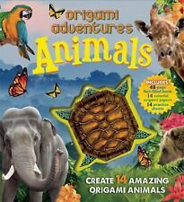 Origami Adventures: Animals, Robinson, Nick, Good Book