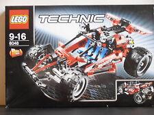 LEGO  TECHNIC=N°8048 DE 2008 NEUF SCELLE-LE BUGGY OU TRACTEUR ROUGE A SUIVRE...