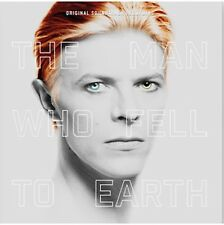 The Man Who Fell To Earth- New Double Vinyl LP - Pre Order - 18th November