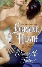 Promise Me Forever by Lorraine Heath (Lost Lords #3) (2006, Paperback) DD1088