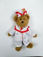 "Coca-Cola Boyds Bear ""Al"" - BRAND NEW"