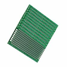 10pcs Double-side Protoboard Circuit Prototype DIY PCB Board 3x7cm