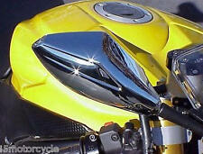 CHROME MIRRORS to fit Honda Kawasaki Suzuki Yamaha