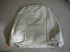 2003 VOLVO XC90 DRIVER'S FRONT BACKREST LEATHER TAN UPHOLSTERY    #10