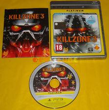KILLZONE 3 Ps3 Versione Ufficiale Italiana Platinum »»»»» COMPLETO