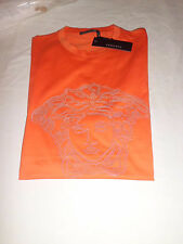 Authentic Versace  T- Shirt   Man Metallic Medusa  Size XL € 550,00