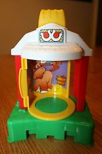 FISHER PRICE LITTLE PEOPLE POP & SURPRISE HORSE TRAIN STABLE, REPLACEMENT PART