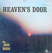 MOD-MODS - HEAVEN'S DOOR - REP LP - MORTON DOWNEY JR.