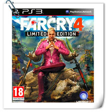 PS3 FAR CRY FARCRY 4 SONY PlayStation Action Ubisoft