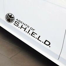 S.H.I.E.L.D. Logo vehicle random body Motorcycle Truck car stickers wall Decals