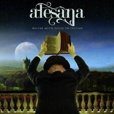 Alesana - Where Myth Fades To Legend  CD Neuware