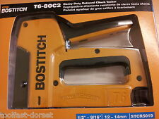 Stanley Bostitch T6-80C2 Outward Clinch Stapler