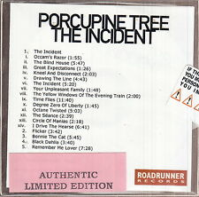 porcupine tree limited edition cd sealed