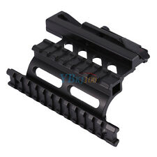 20mm Quick Detachable Rail Picatinny Weaver Rail AK Side Scope Mount Heavy Duty