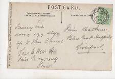 Miss Chatham Blue Coat Hospital Liverpool 1905 481b