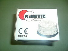KINETIC XENON BLUE KST35Y STROBE LIGHT X 11 UNITS, JOB LOT.. NEW PACKAGED