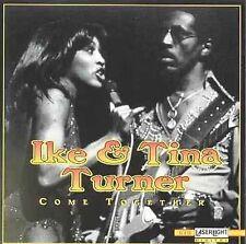 IKE & TINA TURNER Come Together (Cassette, Sep-1995)