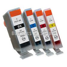 4 PK PGI-5 BK CLI-8 Ink Cartridge for Canon Pixma MX700