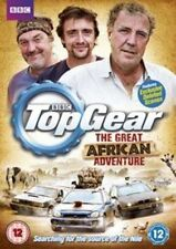 Top Gear - The Great African Adventure (DVD, 2013)