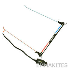 """19"""" Dual Line Power Traction Kite Control Bar with Wrist Leash Safety System"""