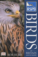 RSPB Birds of Britain and Europe, Hume, Rob