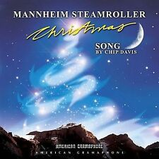 Christmas Song by Mannheim Steamroller (CD, Oct-2007, American Gramaphone Recor…