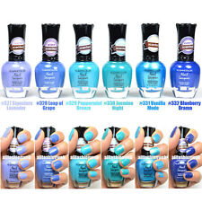 KLEANCOLOR SCENTED 6 NAIL POLISH SWEET FRAGRANCE LACQUER - COOL SIDE KNP20