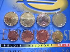 BELGIEN KMS gemischt von 1999 und 2000 - aus dem INTRO Set