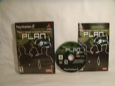The Th3 Plan  - PS2 - complete