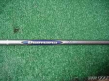 Nice Titleist 915 913 Diamana Blueboard S 60 X5ct Graphite Driver Shaft Regular
