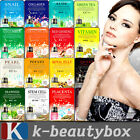 22 PCS Korean Essence Facial Mask Sheet, Moisture Face Mask Pack Skin Care Set