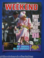 Weekend Magazine - 007 Octopussy, Princess Diana, Richard Burton  13th July 1983